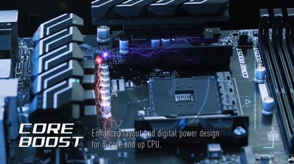 神助攻!微星曝AMD全新多核心CPU将超越8核