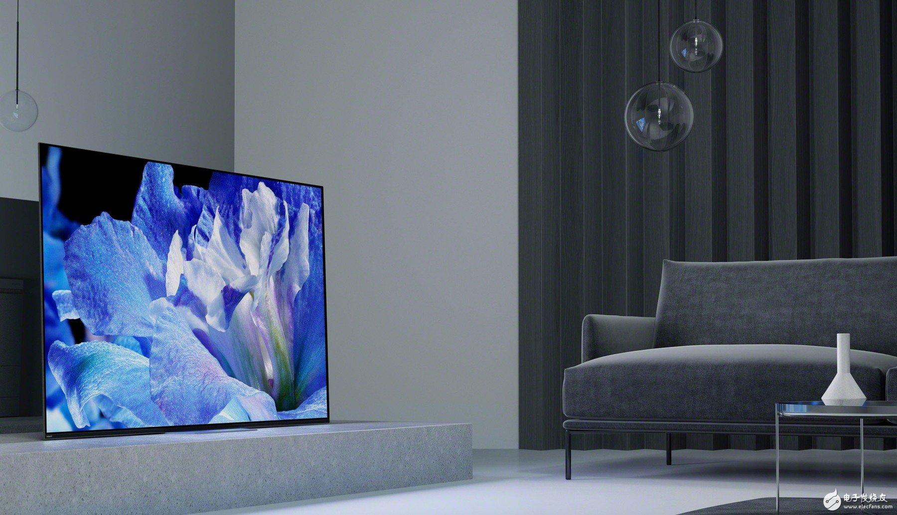 Sony 2018年产品线依旧重点关注电视行业