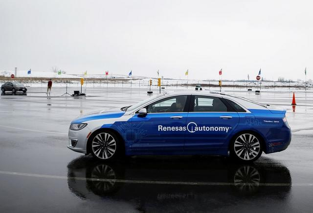 自动驾驶,芯片制造商的又一春?