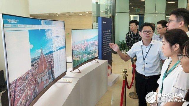 5G将来,海信与中国移动联合共同推动5G-8K业务的快速普及