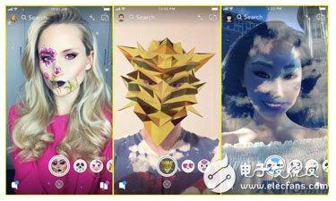 Snapchat网络公司推出新的Fanbytes AR平台,助力品牌大规模创建和分销Snapchat镜头