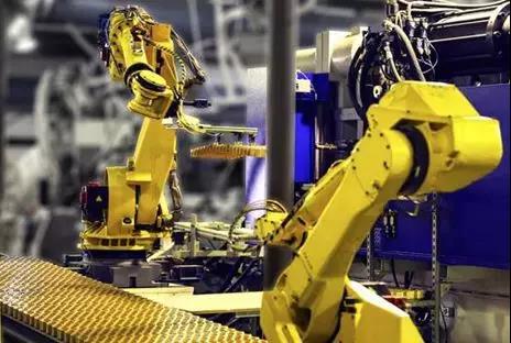 机器人投产扩建之风盛行 这些企业都号称要释放万台产量