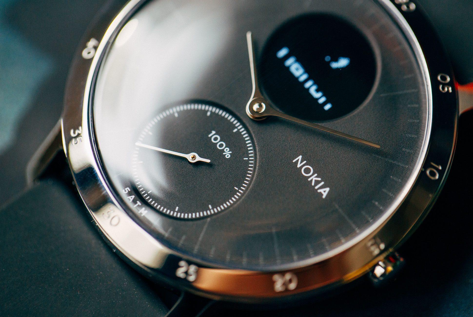 诺基亚手表手环新品曝光:搭载联发科芯片,富士康代工