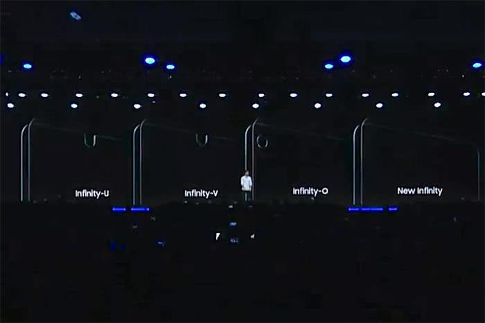 三星官方宣布未来产品将用上异形全面屏设计