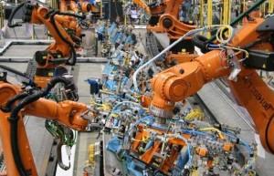 机器人在汽车行业的应用与发展