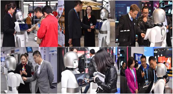 科技赋能,人脸识别算法助机器人商业落地