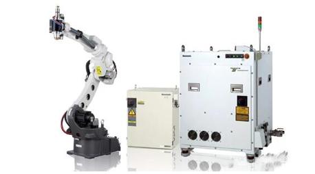 松下LAPRISS机器人激光焊接系统开启激光应用领域新篇章