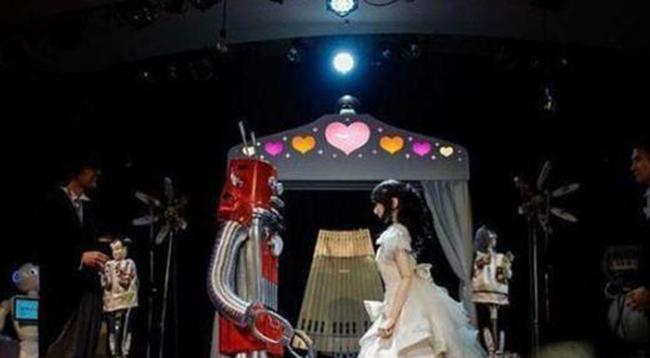 机器人都结婚了 单身狗还在干嘛