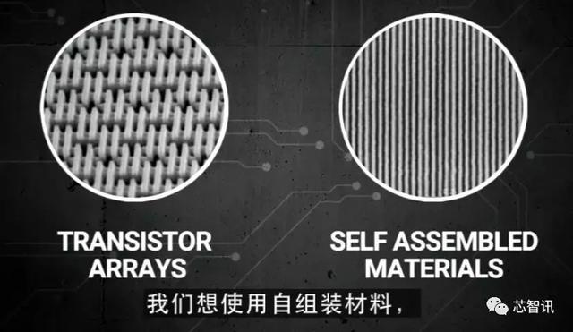 """芯片制造行业的新方向:""""自组装""""技术解析"""