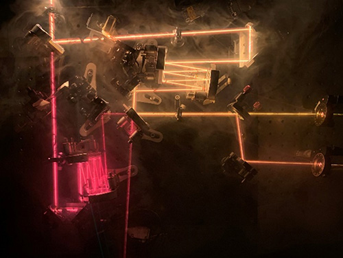 相干合成超快光场的全相位锁定调控研究获进展