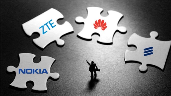 解析5G报告:中兴/华为/爱立信/诺基亚地位稳固,中国厂商更具创新力