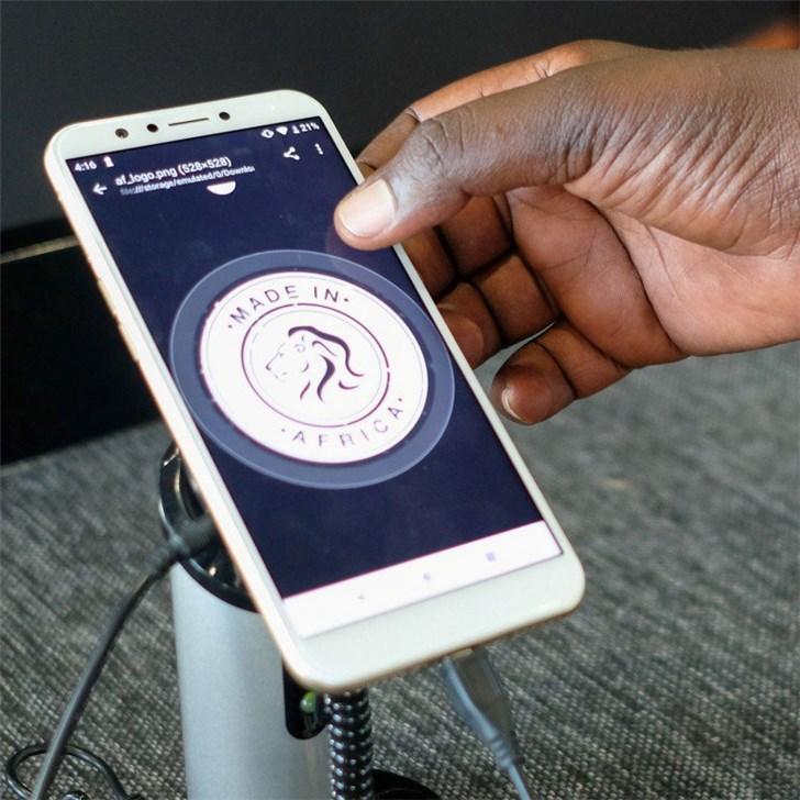 首批非洲智能机面世:130美元起步
