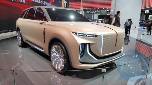 盘点2019年广州车展上市/亮相/预售的新能源汽车