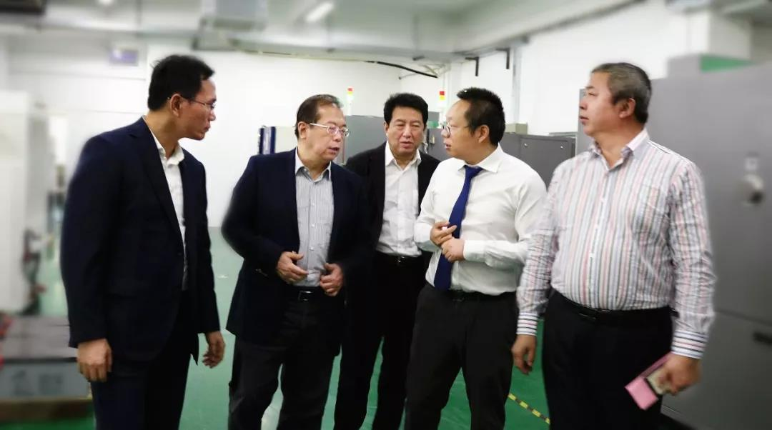 古瑞瓦特国家电能变换与控制工程技术研究中心分中心成立