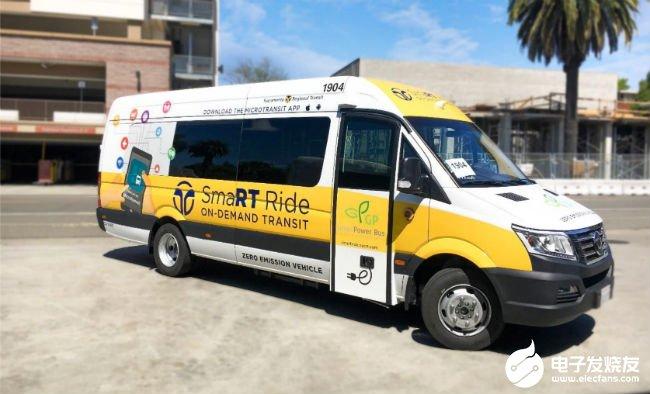 Momentum Dynamics与GreenPower将合作推出无线充电电动公交车
