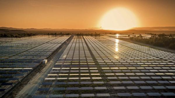 2050年欧洲可使用太阳能发电将增至60%
