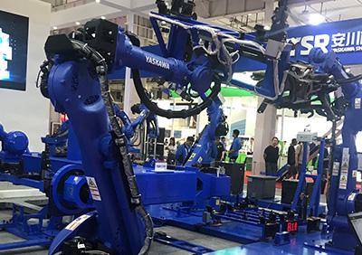 高规格机器人产业集群初长成  加速打造重庆万亿级智能制造规模产业