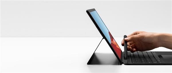 专利显示微软Surface触控笔将支持边框吸附充电:告别9号电池
