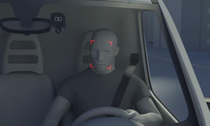 黑科技,前瞻技术,Nauto,预测碰撞警报,避免追尾事故