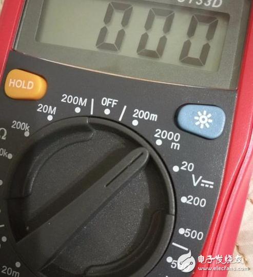 怎么用万用表检测电池剩余电量_如何给万用表换电池