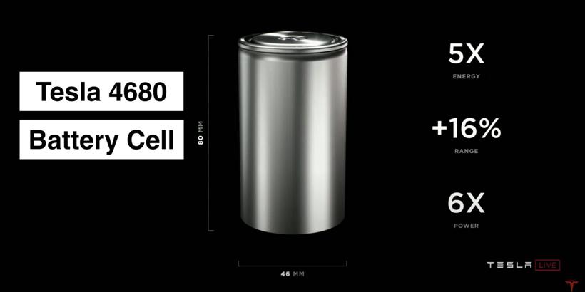 特斯拉电池研究又获突破!电池使用寿命或超350万公里