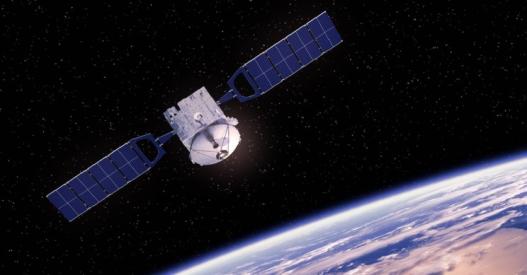 gold in satellites