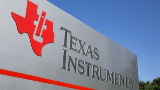 芯片需求放缓还将继续?德州仪器第一季度收入下降5.1%